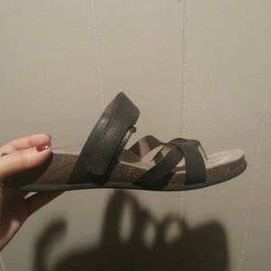 2f0d314a0 Abeo Shoes - The Walking Company - Abeo sandals